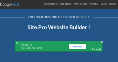 What is Free Website Hosting?